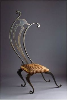 Alice in Wonderland furniture by John Suttman