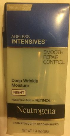 saw significantly reduced appearance of deep wrinkles. Face Wrinkles, Prevent Wrinkles, Deep, Cystic Acne Treatment, Hormonal Acne, How To Treat Acne, Neutrogena, Skin Firming, Anti Wrinkle