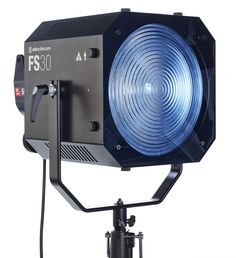 The new Fresnel spot of Elinchrom,