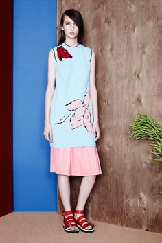 Suno | Resort 2015 Collection | Style.com
