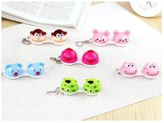 Seriously Cute Contact Lenses Case