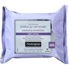 Remove make-up easily, including stubborn waterproof mascara, with NEUTROGENA® make-up remover wipes and products. Neutrogena Makeup Remover, Best Makeup Remover, Makeup Remover Wipes, Makeup Wipes, Beauty Hacks Skincare, Beauty Products, Beauty Tips, Soft Makeup, Eye Makeup