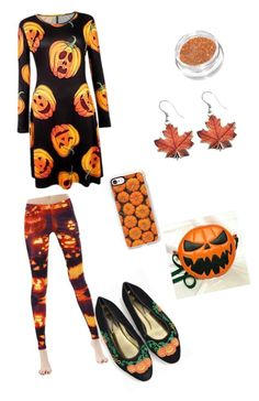 """""""Halloween time"""" by averye111 ❤ liked on Polyvore featuring Casetify"""