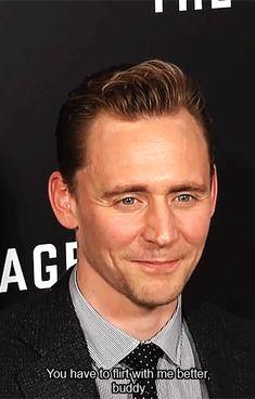 "Photographer: ""Come on Tom! Let's do this."" (Gif-set: http://maryxglz.tumblr.com/post/166705008102/x )"