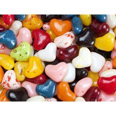Honey Lovers Candy Hearts: 5LB Bag
