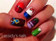 scooby doo nail art - Bing Images