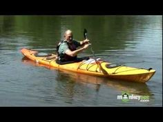 Kayak - How to Turn
