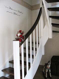 Ob ich unsere Treppe weiß streiche?