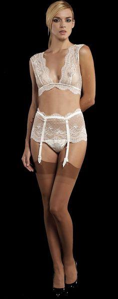 La Perla lingerie panties bra SyleneDC  http://www.sylenedc.com/la-perla/