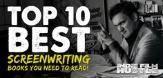 We put together our Top Ten Screenwriting Books list together.