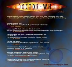 Doctor Who | 43 Workouts That Allow You To Watch An Ungodly Amount Of Television