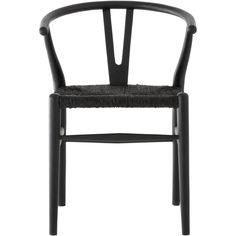 Shanghai Chair – Matt Black