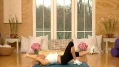 Tracy Anderson - Post Pregnancy Workout - YouTube