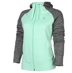 NIKE MINT-GREY SWEATER, I need, would go perfect with my running shoes!