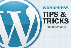 Have you started and published your first website in WordPress? You might be a new web developer and not familiar with all the other features that you can do to your website but do not worry. You have all the time and means to update and take your website in a higher level.   #tips #wordpress #wordpress tips editing #wordpress tips for newbie