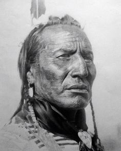 Native American Black and White Portrait Native American Pictures, Native American Beauty, American Indian Art, Native American Tribes, Native American History, American Indians, Native Americans, American Symbols, Native Indian