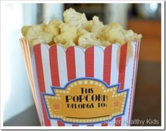 Cauliflower Popcorn: Fun and Healthy Snack | Recipes