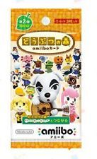 Nintendo Animal Crossing amiibo Vol.2 card 10pack Japan (pre-order)