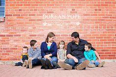 urban family portraits