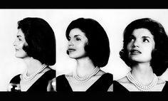 """""""No one else looked like her, spoke like her, wrote like her, or was so original in the way she did things.  No one I knew ever had a better sense of self.""""   - Ted Kennedy on Jackie Kennedy Onassis"""