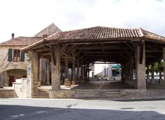 Les Plus Beaux Villages de France La Dordogne, Loire, Gazebo, Pergola, Poitou Charentes, Pictures Online, France, Outdoor Structures, Halle