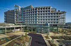 Hopsital design of the future...Palomar Medical Center West