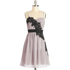 ModCloth Pastel Spaghetti Straps A-line Bough Do You Do? Dress and other apparel, accessories and trends. Browse and shop 8 related looks.