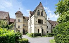 Image result for the old convent east grinstead aerial views
