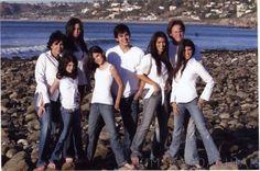 2010 card family kardashian christmas