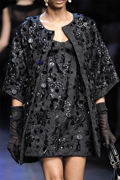 Dolce & Gabbana Spring/Summer 2012.