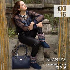 Nueva colección Otoño Invierno 2015 | shoes zapato fashion Arantza moda ootd outfit photography model woman trend autumn winter fall boots booties botas