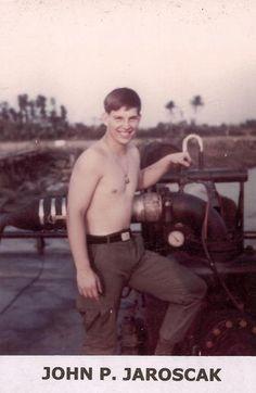 Virtual Vietnam Veterans Wall of Faces | JOHN P JAROSCAK | ARMY