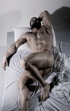 Les hommes gais plus âgés nus