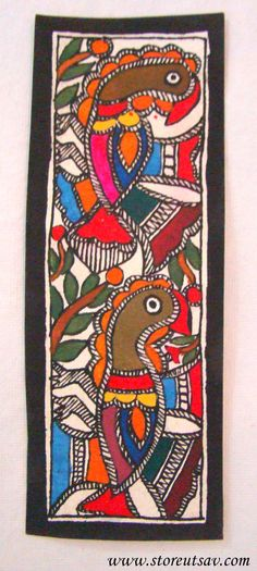 Bookmark (2 Design Choices) Original Madhubani Painting from Bihar-Folk Painting of East India by Store Utsav features on Etsy Treasury 'A colorful blanket' (https://www.etsy.com/in-en/treasury/MTkzMjk5Mjh8MjcyMzkwOTkyOQ/a-colorful-blanket) by Shachar Waks from Gazur (https://www.etsy.com/in-en/shop/Gazur). Do check out the elegant Bags Shop and the lovely treasury!
