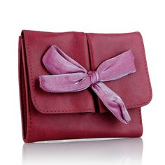 Quick Budha Pink Wallet from Baggit. <3