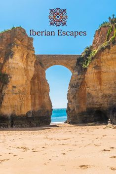 Close to the west coast, In a sea of beaches, grottoes and sandstone cliffs, stands Lagos, one of the most beautiful towns in the Algarve coastline. #lagosportugal #beautifulplaces Algarve, Walking Map, Portugal, Famous Beaches, Sandy Beaches, Fishing Boats, West Coast, Sailing, Saints