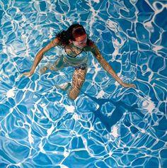 388 Best Swimming Pool Art (Paintings, Photos, Mixed Media ...