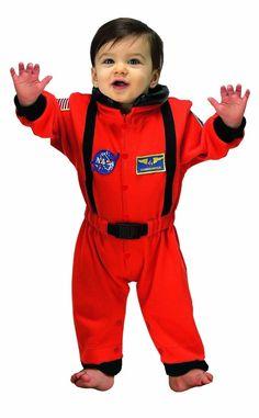 Toddler Astronaut Costume - GeekBabyClothes.com GeekBabyClothes.com