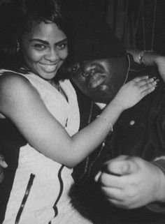 Lil Kim - because no matter how many people hate on her, she blew up the female rap game , which deserves respect. AND she was boy's with Biggie - enough said.