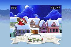 Pelaa Tonttulan joulupeliä ja voita 2 vrk majoituspaketti hotelli Taivaanvalkeissa kahdelle. Kilpailu päättyy 27.12.2016. http://www.lapintonttula.fi/
