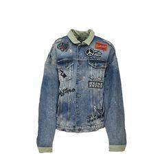 VINTAGE SAND BLUE Vintage, Denim, Jackets, Blue, Clothes, Fashion, Down Jackets, Outfits, Moda
