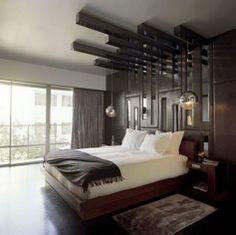 Modern bedroom furniture design