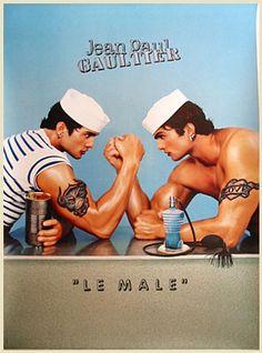 """Jean Paul Gaultter """"le male"""""""