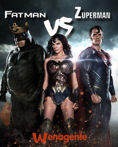 #BatmanvsSuperman Ben Affleck, ponte a dieta chato