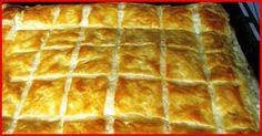 Vă prezentăm o rețetă rapidă de khachapuri, care se prepară din aluat foietaj și umplutură de brânză și cașcaval. Nu trebuie să frământați aluatul și să așteptați ore întregi până va crește. În 30 de minute veți avea pe masă o mâncare delicioasă, foarte sățioasă și apetisantă, cu gust unic. Savurați khachapuri cu băutura preferată sau cu sos. INGREDIENTE -aluat foietaj -220 g de cașcaval tare (nesărat) -220 g de brânză de 40 % -100 g de unt -1 ou -un pic de făină pentru întinderea aluatului…