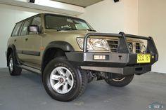 2003 Nissan Patrol GU III ST MY2003