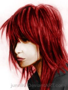 Hayley Williams art Hayley Williams, Paramore, Bands, Dreams, Long Hair Styles, Beauty, Art, Art Background, Long Hairstyle
