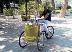Risultati immagini per bici street food