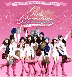 Girls' Generation Asia Tour Into the New World Snsd, Sooyoung, Yoona, Kpop Girl Groups, Korean Girl Groups, Kpop Girls, Girls Generation Sunny, Tour Posters, Korean Artist