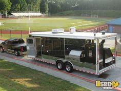 New Listing: http://www.usedvending.com/i/2009-24-Horton-Hauler-BBQ-Concession-Trailer-Ram-Diesel-Truck-to-Haul-It-/GA-P-572N 2009 - 24' Horton Hauler BBQ Concession Trailer & Ram Diesel Truck to Haul It!!!